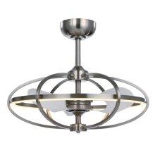 Corona LED Fandelier