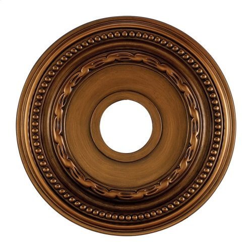 Campione Medallion 16 Inch in Antique Bronze Finish