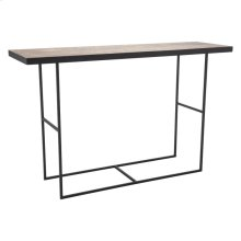 Forest Console Table Black