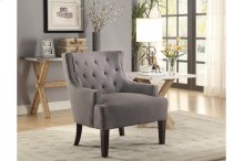 Accent Chair, Gray
