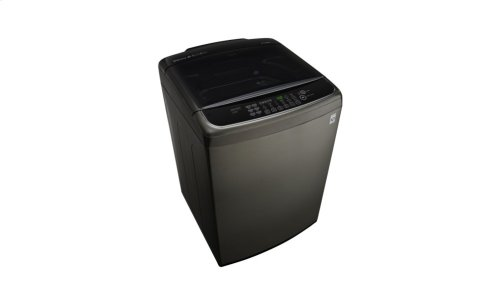 5.0 cu. ft. Large Smart wi-fi Enabled Front Control Top Load Washer with TurboWash®