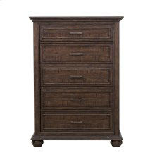 Chatham Park 5 Drawer Chest