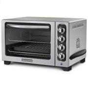 "12"" Convection Bake Countertop Oven - Contour Silver Product Image"