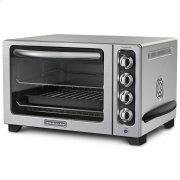 "12"" Convection Bake Countertop Oven - Contour Silver Product Image"