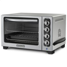 "12"" Convection Bake Countertop Oven - Contour Silver"