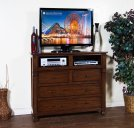 Santa Fe 4 Drawer Media Chest Product Image