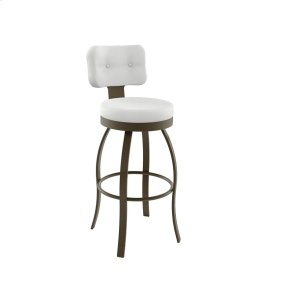 Swan Swivel Stool