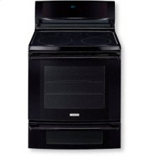 "30"" Electric Freestanding Range with Wave-Touch Controls"