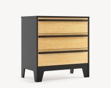 Caramel 3 Drawer Dresser