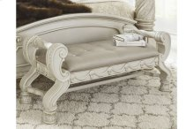 Large UPH Bedroom Bench