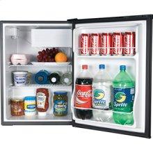 2.7 Cu. Ft. Refrigerator/Freezer (Black)