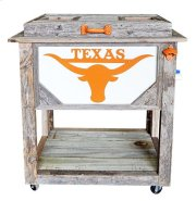 Texas Longhorn Cooler Product Image
