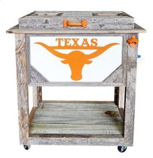 Texas Longhorn Cooler