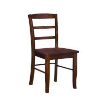 Madrid Chair in Espresso
