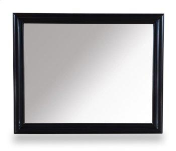 Cosmopolitan Landscape Mirror - Ebony Product Image