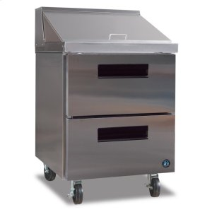 HoshizakiRefrigerator, Single Section Sandwich Top Prep Table with Drawers