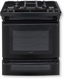 """30"""" Gas Built-In Range with Wave-Touch® Controls"""