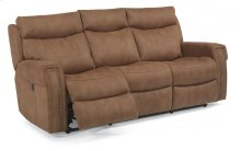 Wyatt Fabric Power Reclining Sofa