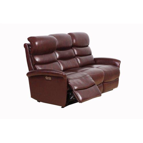 Kelso Burgundy Sofa