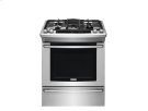 30'' Gas Built-In Range with Wave-Touch® Controls Product Image