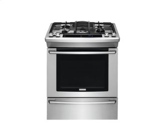 30'' Gas Built-In Range with Wave-Touch(R) Controls