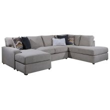 8011 Stationary Sectional