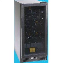 31-Bottle Capacity Built-In or Freestanding Wine Cellar