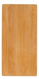 Cutting Board (fits Precis Medium Bowl With Drainer) - 218313 Product Image