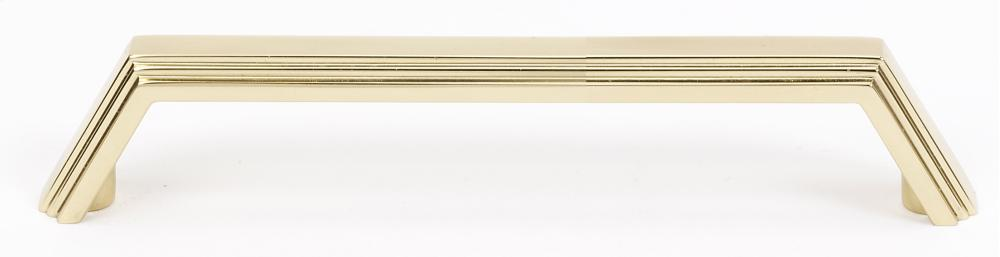 Nicole Pull A427-35 - Polished Brass