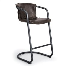 Axl Bar Stool-distressed Whiskey(min Qty 2)