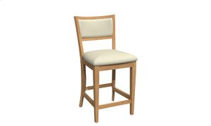 Stationary stool