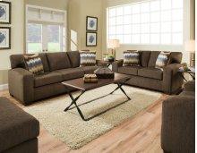 5250 - Perth Chocolate Sofa