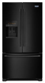 36- Inch Wide French Door Refrigerator with PowerCold® Feature - 25 Cu. Ft. Product Image