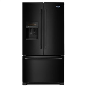 Maytag36- Inch Wide French Door Refrigerator with PowerCold(R) Feature - 25 Cu. Ft.