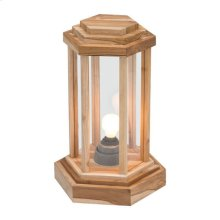 Latter Small Floor Lamp Natural