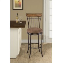 Charleston Spindle Back Bar Stool