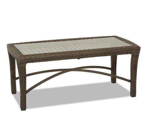 Amure Rectangular Cocktail Table