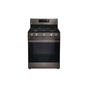 LG Appliances5.8 cu ft. Smart Wi-Fi Enabled Fan Convection Gas Range with Air Fry & EasyClean®