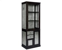 Metal Apothecary Cabinet
