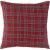 "Additional Lumberjack LBJK-7274 18"" x 18"" Pillow Shell with Polyester Insert"