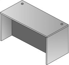 Napa Desk Shell 71x36