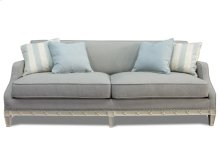 Pewter Sofa