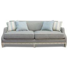 Pewter Sofa