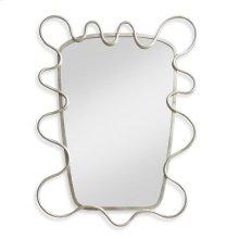 Signature Mirror - Silver
