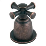 American StandardOil Rubbed Bronze Portsmouth Deck-Mounted Tub Filler