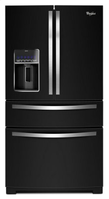 36-inch Wide French Door Refrigerator with External Refrigerated Drawer - 25 cu. ft.