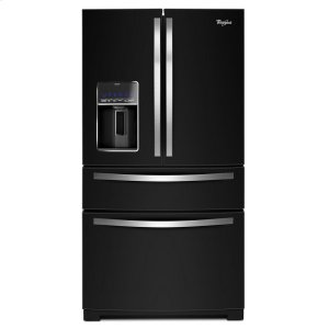 WHIRLPOOL36-inch Wide French Door Refrigerator with External Refrigerated Drawer - 25 cu. ft.