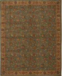 Hard To Find Sizes Grand Parterre Pt01 Blue Rectangle Rug 11' X 14'