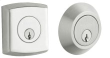 Satin Chrome Soho Deadbolt