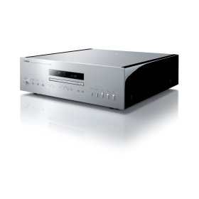 CD-S2100 Silver High-Grade CD Player